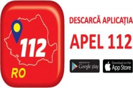 """Peste 287.000 de persoane au instalat gratuit aplicația """"Apel 112"""""""