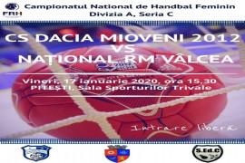 Astăzi, meci important de handbal la Sala Sporturilor din Pitești