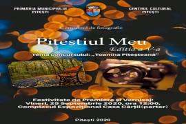 """Câștigătorii Concursului de Fotografie """"Piteștiul Meu"""", ediția a V-a, premiați mâine"""
