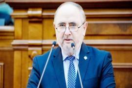 Senatorul PNL Dănuț Bica vorbește despre redresarea economiei românești în guvernarea liberală